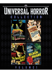 Universal Horror Collection: Vol. 1