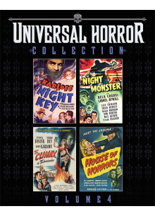 Universal Horror Collection: Vol. 4
