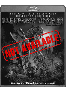 Sleepaway Camp III: Teenage Wasteland [Collector's Edition] (SOLD OUT)