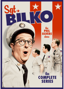Sgt. Bilko / The Phil Silvers Show: The Complete Series