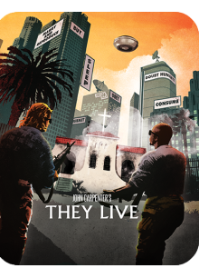 They Live [Limited Edition Steelbook]